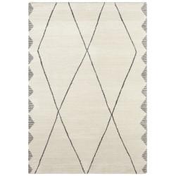 AKCE: 80x150 cm Kusový koberec Glow 103665 Cream/Grey z kolekce Elle