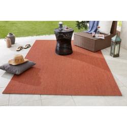 AKCE: 80x200 cm Kusový koberec Meadow 102725 terracotta