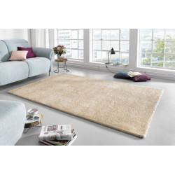 AKCE: 80x150 cm Kusový koberec Glam 103013 Creme