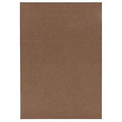 AKCE: 80x150 cm Kusový koberec BT Carpet 103405 Casual brown