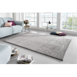 AKCE: 120x170 cm Kusový koberec Glam 103014 Silver