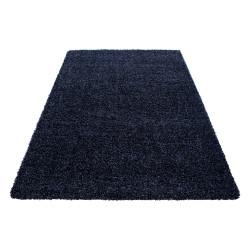 AKCE: 100x200 cm Kusový koberec Life Shaggy 1500 navy