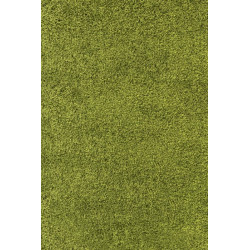 AKCE: 100x200 cm Kusový koberec Life Shaggy 1500 green