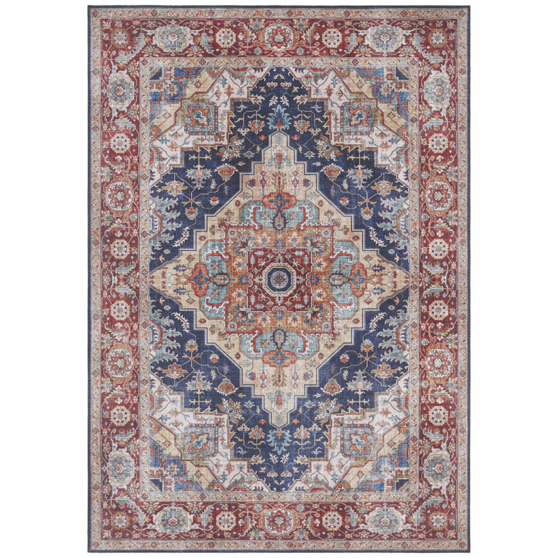 AKCE: 120x160 cm Kusový koberec Asmar 104017 Indigo/Blue