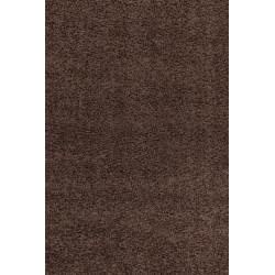 AKCE: 140x200 cm Kusový koberec Life Shaggy 1500 brown