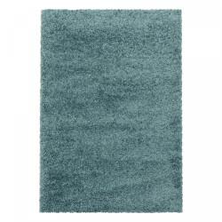 Kusový koberec Sydney Shaggy 3000 aqua