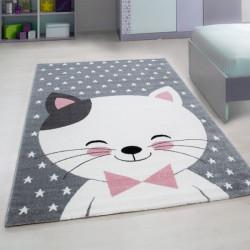 AKCE: 160x230 cm Dětský kusový koberec Kids 550 pink