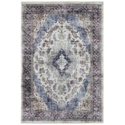 Kusový koberec Farah 104470 Blue/Cream