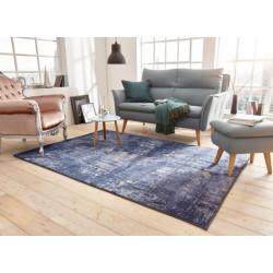 AKCE: 140x200 cm Kusový koberec Golden Gate 102743 Blau