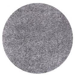 AKCE: 80x80 (průměr) kruh cm Kusový koberec Life Shaggy 1500 light grey kruh