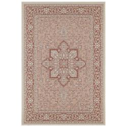AKCE: 140x200 cm Kusový koberec Jaffa 103875 Terra/Red