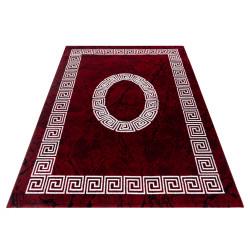 AKCE: 200x290 cm Kusový koberec Plus 8009 red