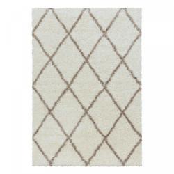 Kusový koberec Alvor Shaggy 3401 cream