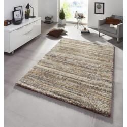 AKCE: 160x230 cm Kusový koberec Chloe 102803 braun meliert