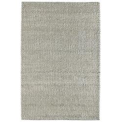 AKCE: 200x290 cm Ručně tkaný kusový koberec Loft 580 IVORY