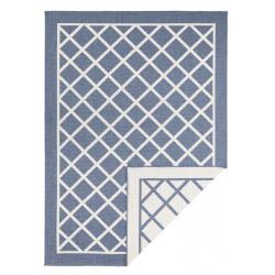 AKCE: 160x230 cm Kusový koberec Twin Supreme 103426 Sydney blue creme