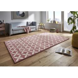 AKCE: 200x290 cm Kusový koberec Tifany 102776 Rosa