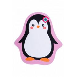 AKCE: 60x65 cm Dětský kusový koberec Mila kids 144 penguin