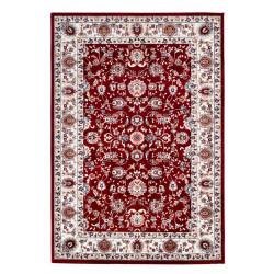 AKCE: 80x150 cm Kusový koberec Isfahan 741 red
