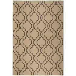 AKCE: 66x230 cm Kusový koberec Florence Alfresco Milan Beige/Black