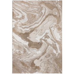 AKCE: 120x170 cm Kusový koberec Eris Marbled Natural