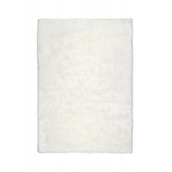 AKCE: 120x120 (průměr) kruh cm Kusový koberec Faux Fur Sheepskin Ivory