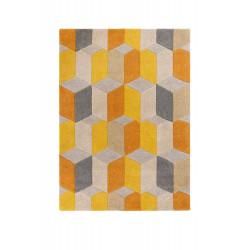 Ručně všívaný kusový koberec Infinite Scope Ochre