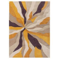 AKCE: 120x170 cm Ručně všívaný kusový koberec Infinite Splinter Ochre