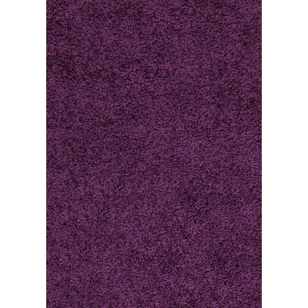 Ayyildiz koberce Kusový koberec Dream Shaggy 4000 Lila, kusových koberců 200x290 cm% Fialová - Vrácení do 1 roku ZDARMA vč. dopravy