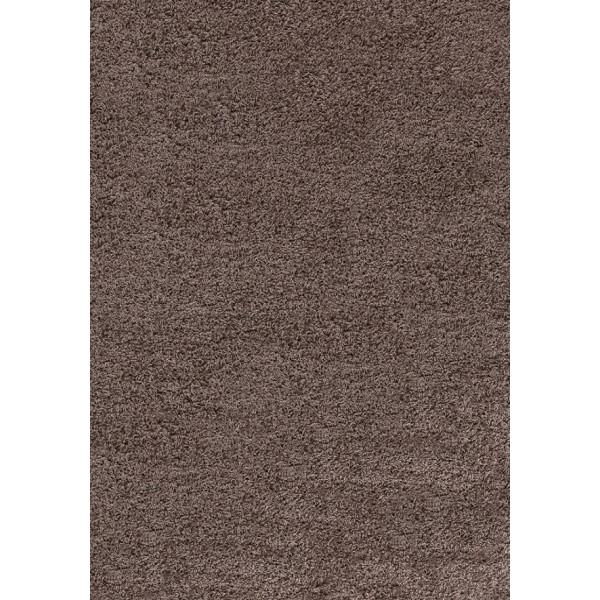 Ayyildiz koberce Kusový koberec Dream Shaggy 4000 Mocca, kusových koberců 200x290 cm% Hnědá - Vrácení do 1 roku ZDARMA vč. dopravy