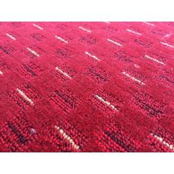 AKCE: 310x490 cm Metrážový koberec Valencia červená