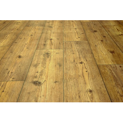 AKCE: 400x430 cm PVC podlaha Hometex 590-01 borovice
