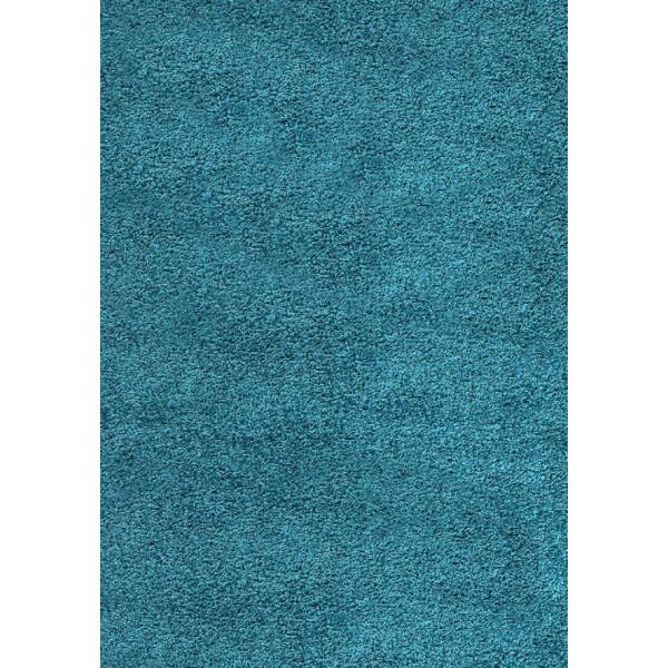 Ayyildiz koberce Kusový koberec Dream Shaggy 4000 Turkis, 200x290 cm% Tyrkysová - Vrácení do 1 roku ZDARMA vč. dopravy