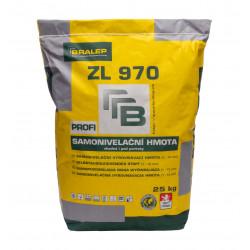 Samonivelační stěrková hmota na podlahy ZL 970