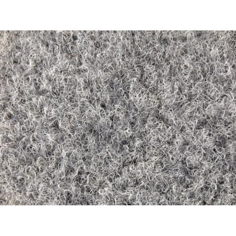 Metrážový koberec Rambo 14 světle šedý