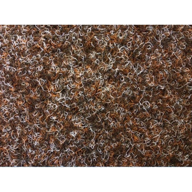 Metrážový koberec Rambo 80 hnědý