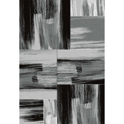 AKCE: 80x150 cm Kusový koberec Lima 1350 grey