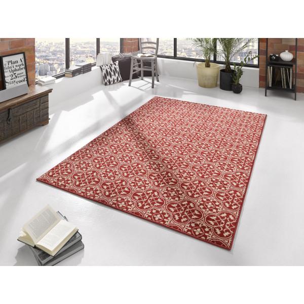 Kusový koberec GLORIA Pattern Koralle Creme