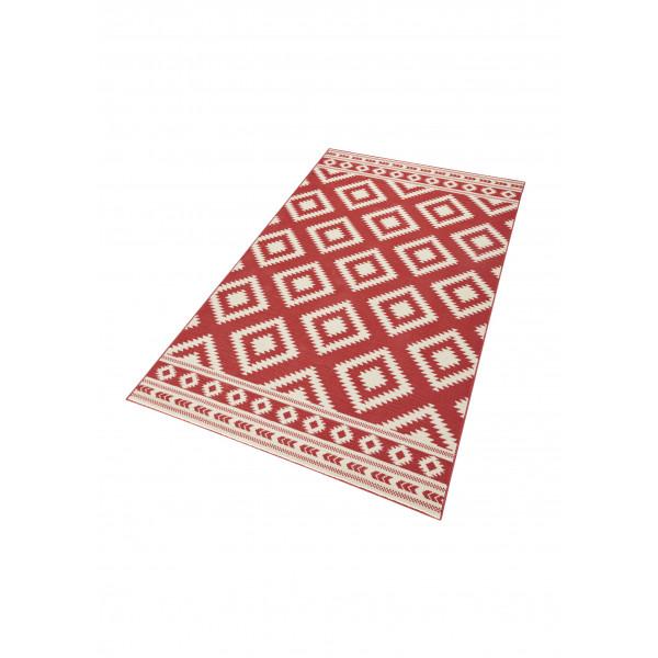 Hanse Home Collection koberce Kusový koberec Gloria 102411, 80x200 cm% Červená - Vrácení do 1 roku ZDARMA vč. dopravy