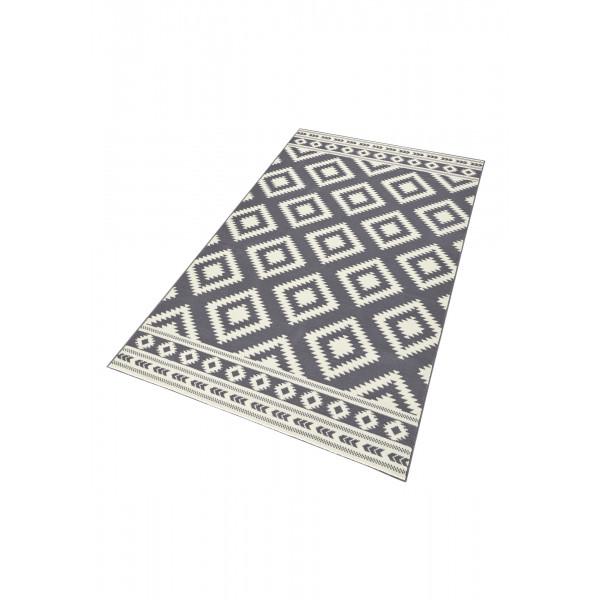 Hanse Home Collection koberce Kusový koberec Gloria 102410, 80x200 cm% Šedá - Vrácení do 1 roku ZDARMA vč. dopravy