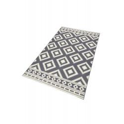 Kusový koberec GLORIA Ethno Grau Creme