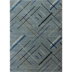 AKCE: 60x100 cm Kusový koberec Pescara Nowy 1004 Grey