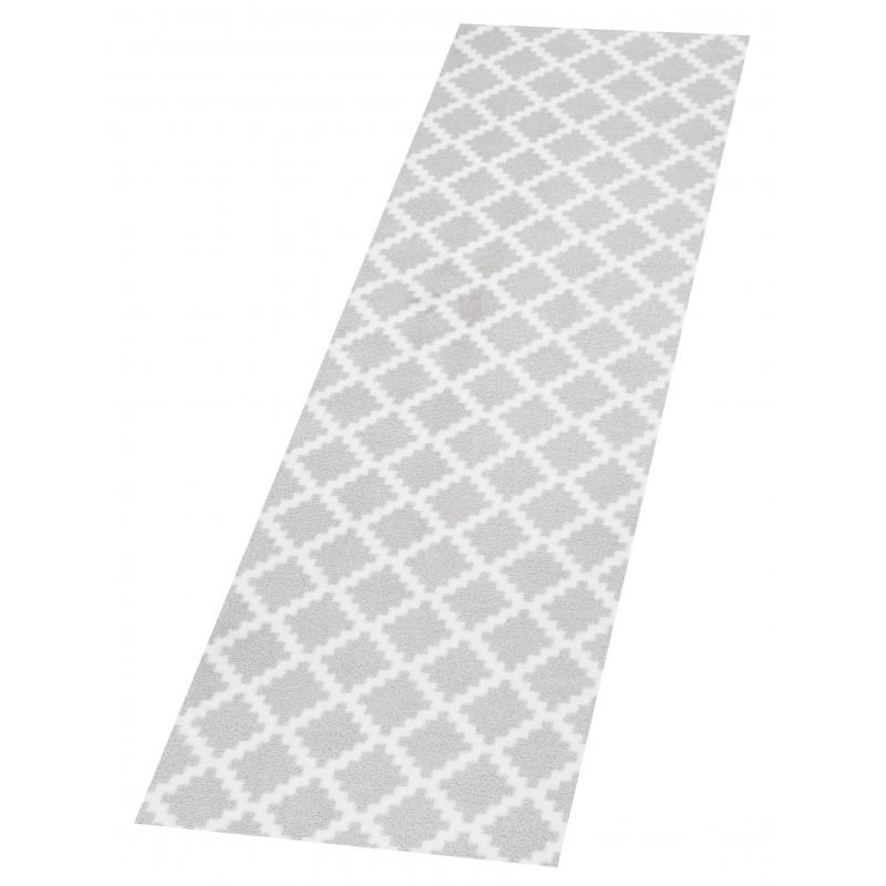 AKCE: 50x150 cm Protiskluzový běhoun Home Grey 103155