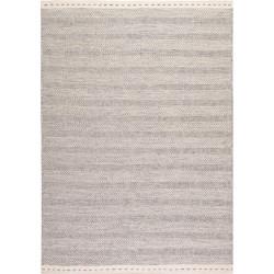 AKCE: 120x170 cm Ručně tkaný kusový koberec JAIPUR 333 Silver