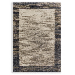 AKCE: 133x190 cm Kusový koberec Savona 192006 Border Beige