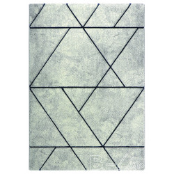 AKCE: 140x200 cm Kusový koberec Pastel/Indigo 22618/635