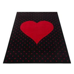 AKCE: 120x170 cm Dětský kusový koberec Bambi 830 red