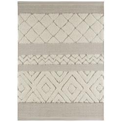 AKCE: 120x170 cm Kusový koberec Handira 103905 Beige/Cream