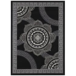 AKCE: 80x150 cm Kusový orientální koberec Mujkoberec Original 104306 Black