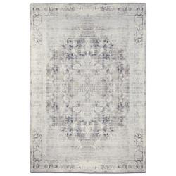 AKCE: 80x150 cm Kusový orientální koberec Chenille Rugs Q3 104771 Cream-Grey